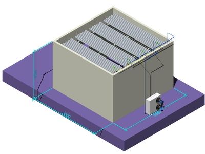 贛州冷庫設計圖