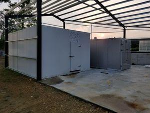 龍南冷庫工程